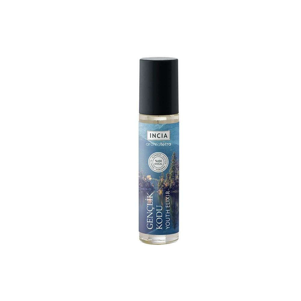 AROMATERRA Gençlik Kodu - Doğal Aromatik Yağ 10 ml
