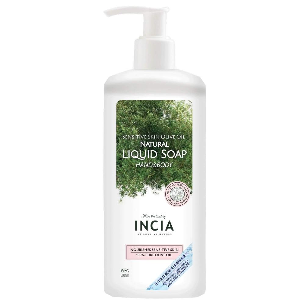 Hassas Ciltler İçin Doğal Sıvı Sabun 1L