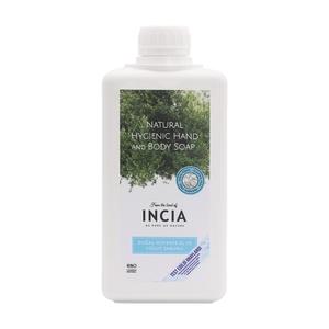 INCIA - Doğal Hijyenik El ve Vücut Sabunu 1L